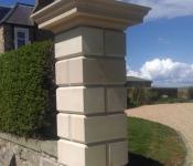 Dunedin Stone Ltd -  Restoration Project in Dunbar, East Lothian