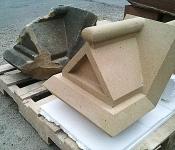 Dunedin Stone Ltd - Restoration Project, Hand Dressed Skew Putt